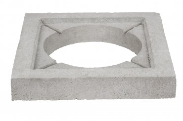 SC - obudowa betonowa pokrywy - typ 315