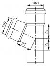 trójnik 67